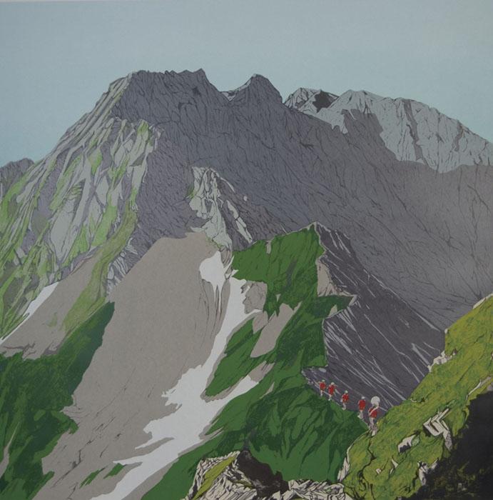 山を歩く|2010