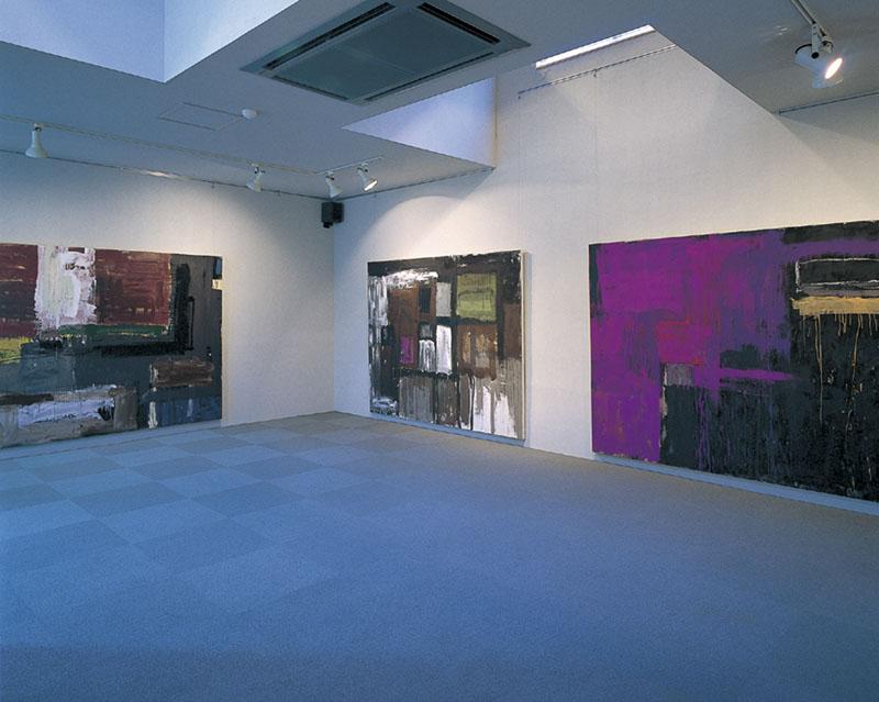個展/ギャラリーNOW(展示風景)|1992